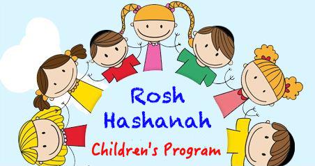 Children Program Rosh Hashanah