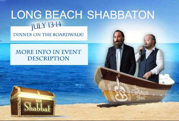 Long Beach Shabbaton