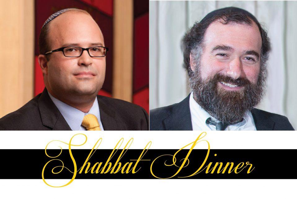 Weinstock Shabbat 2018